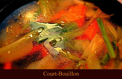 2 Court Bouillon Aux Légumes Oubliés