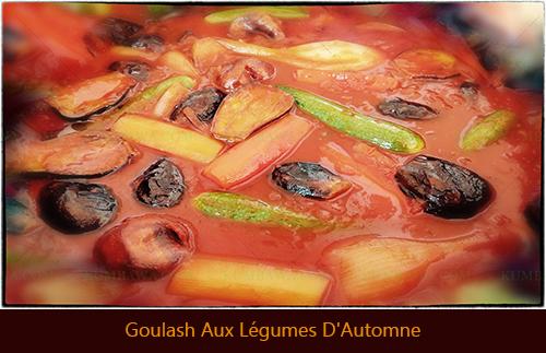 Goulash Aux Légumes D'Automnethb