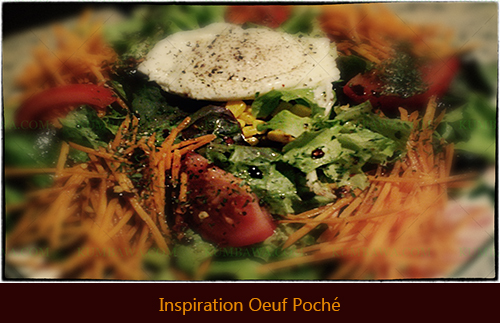 Inspiration Oeuf Pochéthb