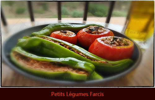 Petits Légumes Farcisthb