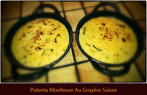 Polenta Moelleuse Au Gruyère Suissethb