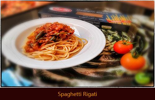 Spaghetti Rigatthbi