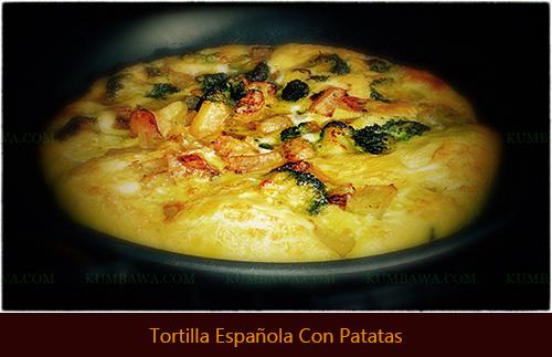 Tortilla Española Con Patatasthb