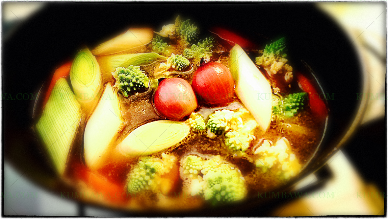 Bouillon Aux 5 Épices Et Baby Légumes_1024b