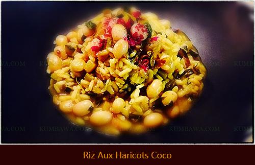 Riz Aux Haricots Coco