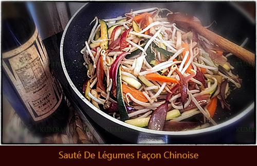 Sauté de Légumes Façon Chinoisethb