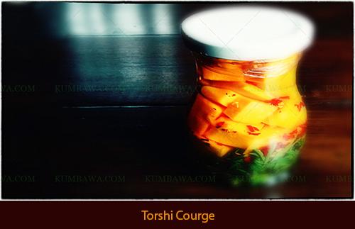 Torshi Courgethb