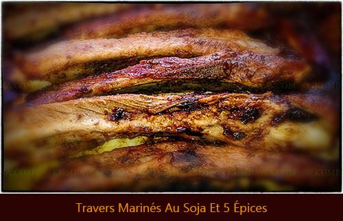 Travers Marinés Au Soja Et 5 Épicesthb
