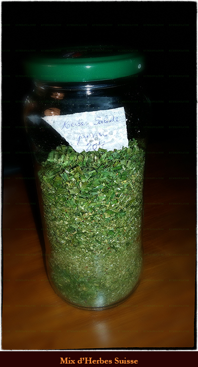 Mix Herbes De Suisse