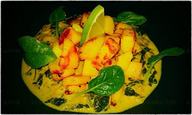 Curry De Pommes De Terre Au Garam Massala