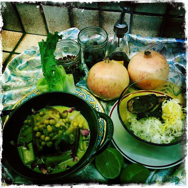09 Pav Bhaji Masala Aux Bahmyas Et Citron Vert